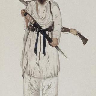 케베르의 티레, 쿠르 장군의 회고록에 실린 세밀화
