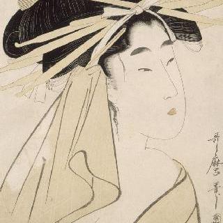초지야의 화류계 여자 카라코토