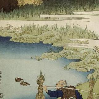 연극 노 토쿠사 카리 : 등나무 나무꾼