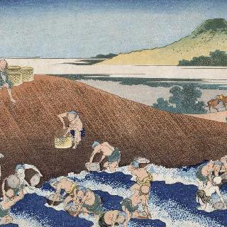 키누 강의 어업