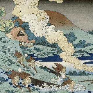 카키노모토 노 히토마로 (나라 시대의 일본 시인)