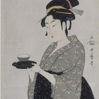 나니와야 오키타의 초상