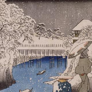 오사노미즈, 시리즈 : 에도의 명소들