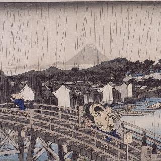 3번째 정경 : 가와자키, 로쿠고의 나룻배