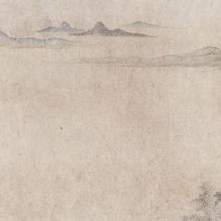 연꽃 호수 위의 어부들 (당 시 (唐 詩)의 감흥)