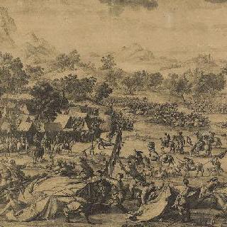 건륭제의 북아시아 정복 : 오로이 잘랄루 전투