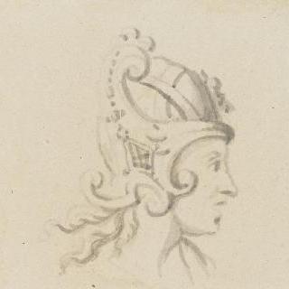 4권 : 연극축제 의상과 가면 무도회 의상. 루이 14세의 연극