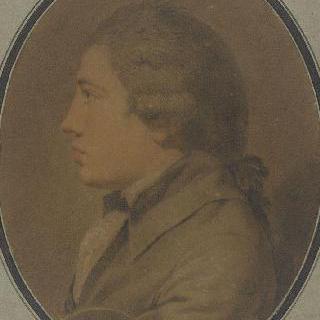 화가의 형제 루이로 추정되는 초상