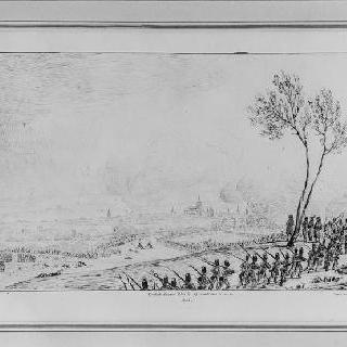 움 전방의 전투 (1805년 10월 15일)