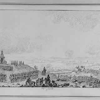 아우스터리츠의 전투 (1805년 12월 2일 오후 4시경)