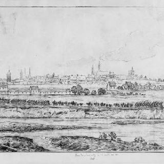 오그스부르그 탈환 (1805년 10월 10일)