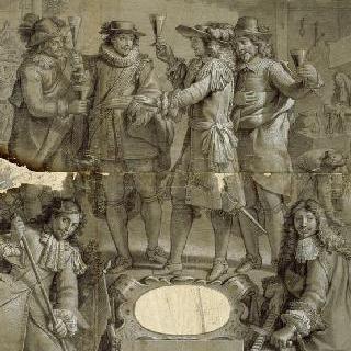 태양 효과, 1680년 연감