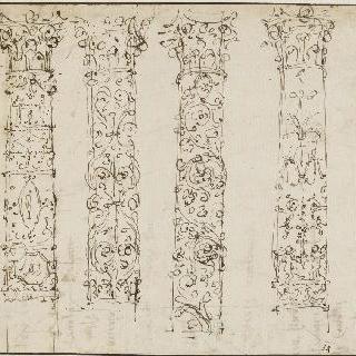 네 개의 기둥