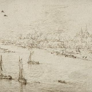 강의 전경