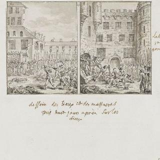 샤틀레와 비세트르 죄수들의 학살 (1792년 9월 3일-4일)