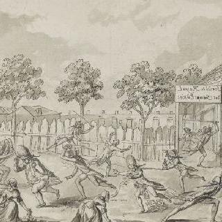 샹젤리제의 사건 (1792년 7월 30일)