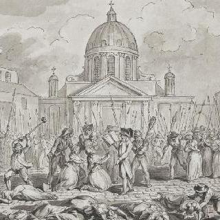 살 페트리에르 병원에서의 학살 (1792년 9월 3일)