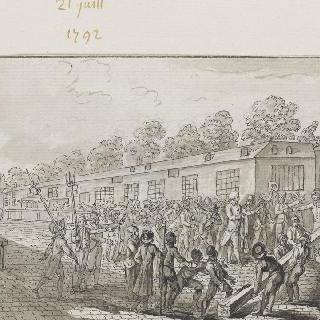 1792년 7월 21일의 사건