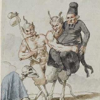 성직자들의 주인인 악마