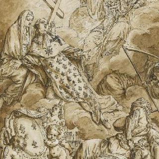 프랑스가 슬퍼한 루이 16세의 죽음, 저승으로 간 루이 16세