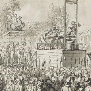 지롱드 당원의 처형