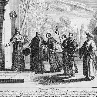 자비의 선행 : 순례자의 숙소