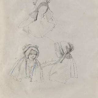 앨범 라래스 : 바츠쉬르메르의 여인들