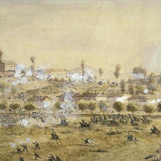 몽벨로 전투 (1859년 5월 20일)