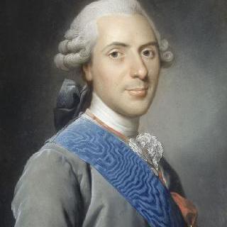 루이 드 프랑스 황태자 (1729-1765), 루이 15세의 아들