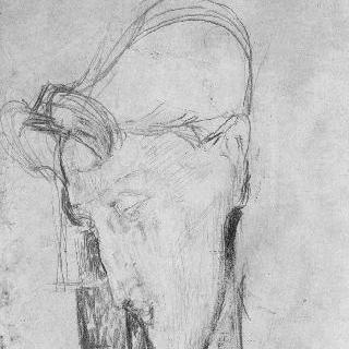 프랑크 버티 하빌랜드의 초상