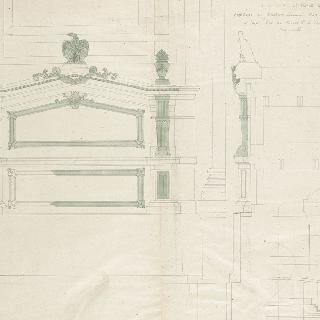 앵발리드의 성제롬 예배당 : 장례 묘비