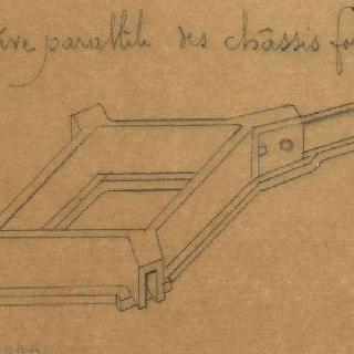 파리의 중앙 시장, 파리의 골조 세부 묘사
