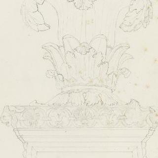 로마 바티칸 박물관, 큰 촛대