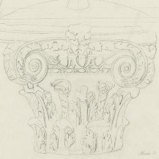 로마 라트란 박물관, 기둥머리
