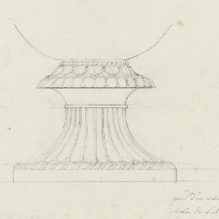 로마 한림원 박물관, 항아리의 밑부분