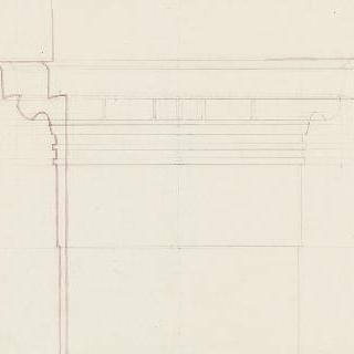 아테네, 프로필레아, 벽모 기둥 세부 묘사