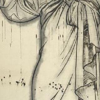 파리 성프랑수아자비에 성당 : 가로 회랑의 둥근 지붕 : 성 필립보