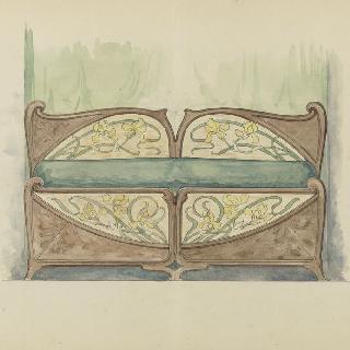 쌍둥이용 침대