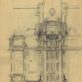 건물 : 정면의 세부