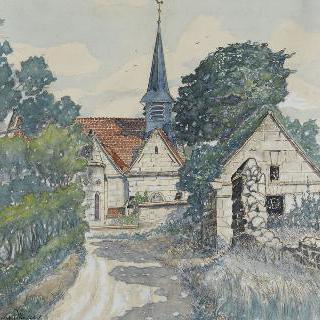 블레랑쿠르 성의 성당