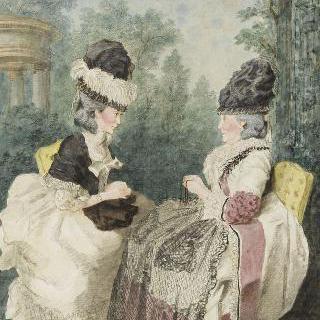 프로망 부인과 루소 부인