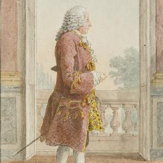 프랑스 한림원 회원이자 왕비의 비서 몽크리프