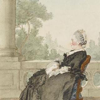 포르타이유 의장 부인, 콩플랑스 후작부인의 어머니