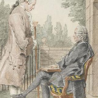 지라르씨와 눼빌 사제