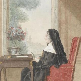 빌리에 코트레 근방의 성 레미 수녀원장