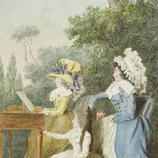 여인들의 초상