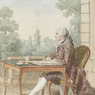 오를레앙 공작의 책 읽어주는 사람 카르몽텔