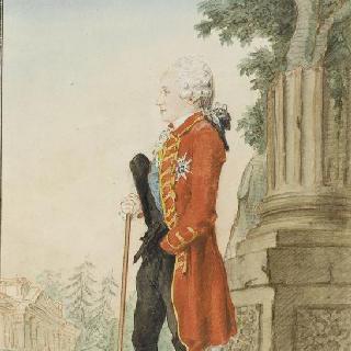 스웨덴 왕의 사생아 헤센타인 백작