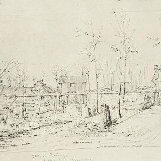 스프링필드. 철광 (1826년)