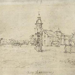 뉴하모니 (1826년 5월)